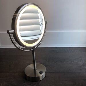 IKEA KAITUM Vanity Mirror with Built in Light 20cm